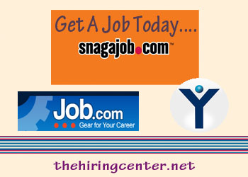 the hiring center
